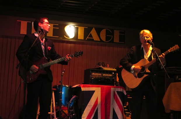 Rock Line - featuring Gerry & Trevor Layton